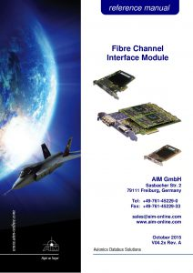Fibre Channel Reference Manual