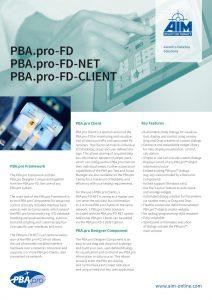 PBA.pro-FD