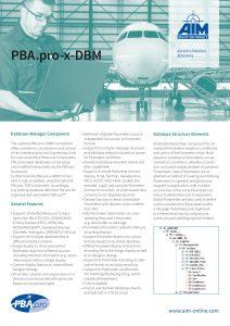 PBA.pro-x-DBM