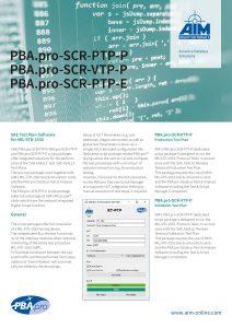PBA.pro-SCR-VTP-P