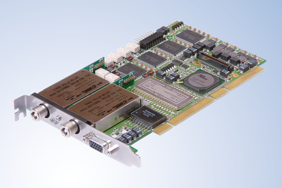 APX3910 - 1 Stream STANAG3910/EFEX PCI/PCI-X Module - AIM Online
