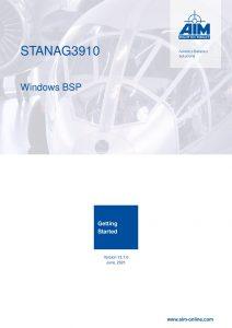 STANAG3910 Windows Getting Started