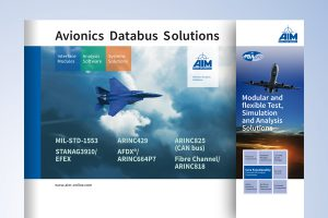 Trade Shows - Professional Avionics Databus Solutions