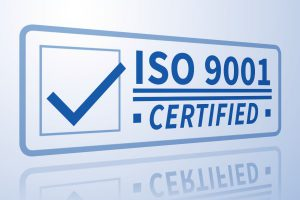 AIM Quality - ISO 9001 Certificate