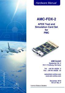 AMC-FDX-2 Hardware Manual
