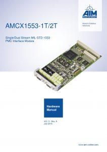 AMCX1553-nT Hardware Manual