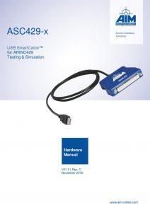 ASC429 Hardware Manual