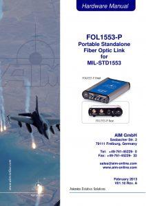 FOL1553-P Hardware Manual