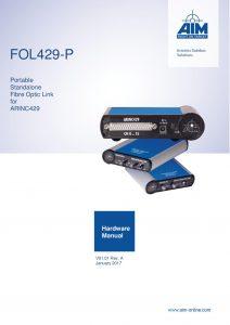 FOL429-P Hardware Manual