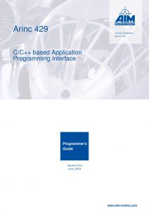 ARINC429 Programmers Guide