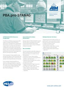 PBA.pro-STANAG