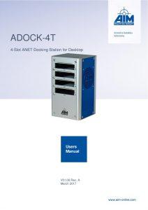 ADock-4T Users Manual