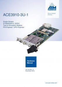 ACE3910 Hardware Manual