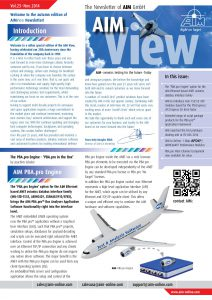 AIM VIEW 2014, Vol. 23
