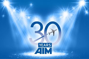30 YEARS AIM - Anniversary Image