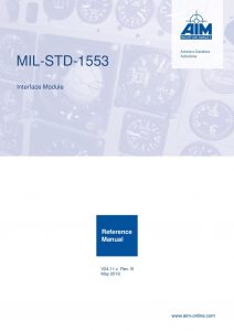 MIL-STD-1553 Reference Manual