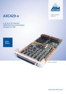 AXC429-x