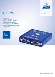 APU825
