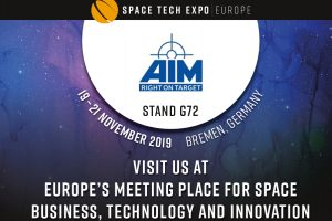 Space Tech Expo Europe 2019 - Bremen, Germany