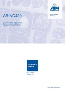 ARINC429 Reference Manual