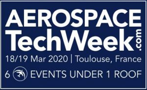 Aerospace Tech Week 2020 in Toulouse, France