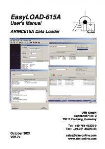 EasyLOAD-615A Users Manual