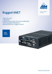 Rugged ANET